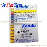 Vdw歯科Kendoはファイルする根管用ファイル(Kファイル、Hファイル、リーマー)を