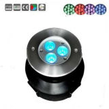 3W 9W LED 수영풀 램프, LED 수중 점화, 수중 가벼운 무선