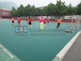 Corti di palla a muro esterne variopinte di /Indoor che pavimentano la superficie al suolo di palla a muro