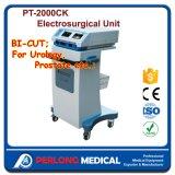 PT 2000ck는 플라스마 비뇨기과 전립선 고품질 Electrosurgical 단위를 비스무트 잘랐다