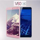 Nieuw Onda van de Versie V80 Se 8 Wit van de Kern van de Vierling van Intel van PC van de Tablet van de Duim Androïde 5.1 Voor Blauw Achter