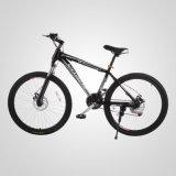 """26 """" 21速度のディスクブレーキMTB Shimano山の道のバイクの自転車"""