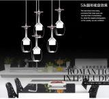 La luz de techo de acrílico de la dimensión de una variable LED de la taza