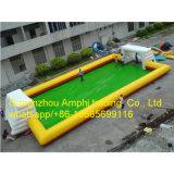 Handelsgüte-neuer aufblasbarer Fußballplatz Inlatable Fußball-Seifen-Bereich