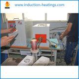 Máquina de calefacción de inducción del tubo de cobre de la frecuencia que cubre con bronce ultraalta