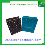 Kundenspezifische Form-Geschenk-Handtaschen-PapierEinkaufstasche-Packpapier-Beutel