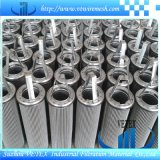 Cartucho de filtro de acero inoxidable personalizada