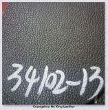 Cuero sintetizado del sofá del PVC para la cubierta de asiento de coche, muebles,
