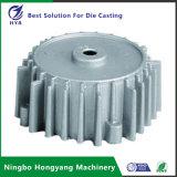 Intelaiatura di alluminio del motore