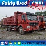 HOWO 덤프 트럭의 사용된 336HP Sinotruck HOWO 덤프 트럭