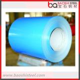 Wasser-Enge-hitzebeständiger galvanisierter überzogener Stahl im Blau