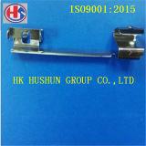 Neuer Entwurf, der Metalteil, Metall stempelt Prozess mit Nickelplattierung (HS-SM-026, stempelt)