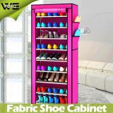 Gabinete de armazenamento de dobramento da sapata da tela da mobília moderna grande