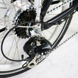 新しい折りたたみの電気自転車か折りたたみEbikeまたは電気バイクを折るブラシレスモーターおよび25km/H最高速度