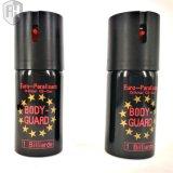 spray de pimenta do protetor do corpo 40ml para a autodefesa