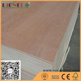 Madera contrachapada comercial mejor impermeable para el embalaje de Decoraton de los muebles