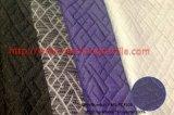 Polyester Tissu jacquard fils teints en tissu de fibres chimiques pour la femme mariée Accueil Textile