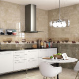 300 x 800mm keramische glasig-glänzende Wand-Innenfliese