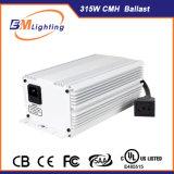 El lastre de la iluminación de la eficacia alta 315W CMH Dimmable y crece el reflector ligero para 315W CMH compite dispositivo