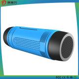 Altoparlante esterno impermeabile di Bluetooth con la Banca di potere e gli indicatori luminosi del LED