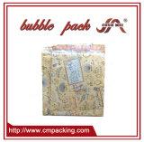 Bolso plástico de la burbuja de encargo para el embalaje