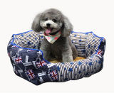 Sofá-cama de pequeno porte médio do animal de estimação (B010)