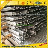 Le constructeur de la Chine a expulsé profil en aluminium en aluminium anodisé d'extrusion de cuisine