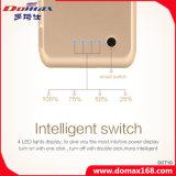 Передвижной крен силы случая заряжателя батареи лития беспроволочный на iPhone 6