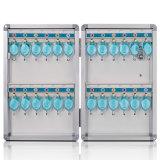 Wand-Montierungs-Schlüsselkasten-Schrank mit befestigen Verschluss-Aluminium B1024