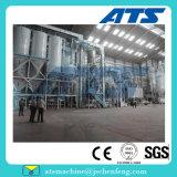 Aqua 3t/H Certificated Ce/fábrica de tratamento aquática da pelota da alimentação