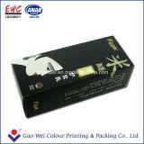 Impresión cosmética plegable de los rectángulos de papel