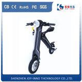 Véhicule électrique pliable de produits d'innovation de Joie-Inno avec deux roues