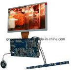 ' o módulo 8 industrial suporta entradas de VGA/Vidoe/HDMI/Audio