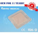 Rectifications absorbantes superbes de mousse de cadre du talon 3D de soin médical de blessure non