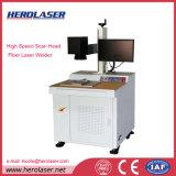 De nieuwe Machine van het Lassen van de Laser van de Vezel van Qcw van de Generatie voor de Cilindrische Batterij van Cel 18650 Swagelok