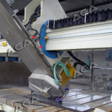 A ponte viu para a máquina das pedras do mármore do granito da estaca (XZQQ625A)