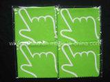 ほとんどの普及したMicrofiberのガラス・クリーニングの布(SS-001)