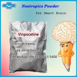 99% Reinheit-pharmazeutisches Rohstoff Nootropics Puder Vinpocetine