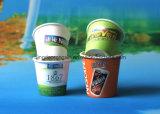Papel revestido del PE para la taza del yogur