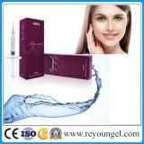 Premier remplissage Reyoungel Derm 1ml/2ml de Derm d'acide hyaluronique de vente pour les rides modérées