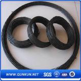 Qualität und preiswerter schwarzer getemperter Draht