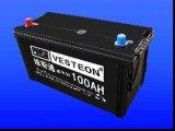 batería de coche sin necesidad de mantenimiento de plomo 12V 32ah-220ah