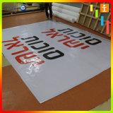 Bandiera su ordinazione esterna della flessione del vinile di stampa di colore completo