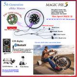¡Nuevo Bluetooth! Kit eléctrico de /Ebike del kit de la bicicleta de la empanada 5 mágicos/motor eléctrico de la bici