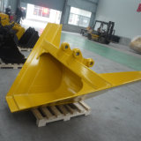 Baggerv Abzugsgraben-Wannen-trapezoide Exkavator-Wanne der China-Qualitäts-