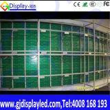 Visualizzazione di LED di alluminio di fusione sotto pressione esterna dell'affitto P4.81