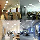 72W precio de fábrica brillante estupendo de la luz del panel del cuadrado LED 600X1200m m