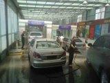 Lavadora automática instalada doble del coche