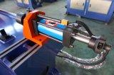 CNC d'alimentazione di metodi di Dw38cncx2a-1s 2 macchina piegatubi della tubazione di rame