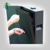 Affichage à LED Extérieur imperméable à l'eau de Cabinet avant de réparation du nouveau produit P10